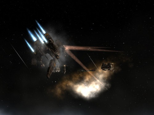 Minimising Risks in EVE