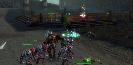 Grinding NPCs in Guild Wars