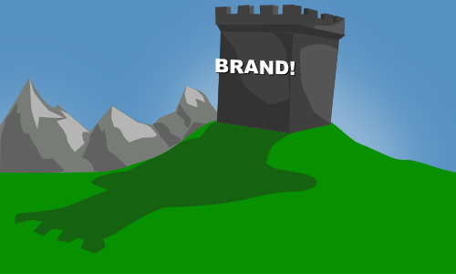 Your Brand Name is Your Castle