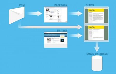 Building eDM and Social Media Audiences