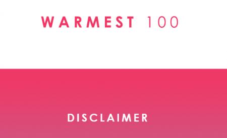 The Warmest 100
