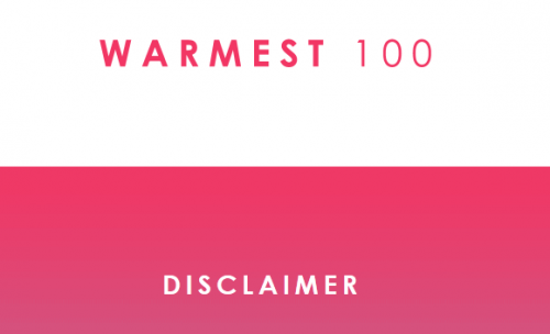 The Warmest 100